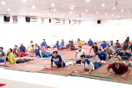 CSIT Durg Yoga