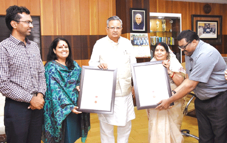 women and child department bags 3 national awards