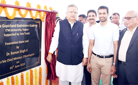 CM Dr Raman Singh