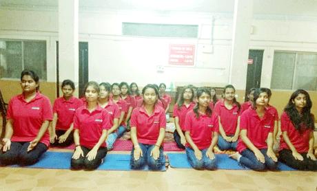 RCET Bhilai Raipur Yoga