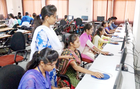 Raman ITI offers 100% results in COPA
