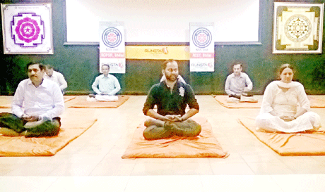 RCET Yoga