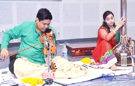 Sameer Karmakar Violin