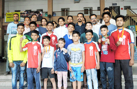 kick boxing bhilai