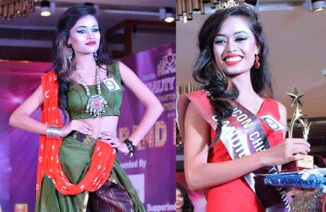 Miss Teen India Pratima Bhargava