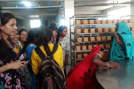 दुर्ग। भारतीय उद्यमिता विकास संस्थान, अहमदाबाद के माध्यम से विज्ञान एवं प्रौद्योगिकी विभाग, भारत शासन, नई दिल्ली द्वारा प्रवर्तित तीन दिवसीय उद्यमिता जागरूकता शिविर का सफलतापूर्वक आयोजन छत्तीसगढ़ इण्डस्ट्रियल एण्ड टेक्नीकल कंसल्टेंसी सेंटर (सिटकॉन), रायपुर (सिटकॉन) द्वारा शास. डॉ. वा.वा. पाटणकर कन्या स्ना. महाविद्यालय के कौशल विकास केन्द्र के और जिला व्यापार एवं उद्योग केंद्र के मार्गदर्शन में विज्ञान एवं तकनीकी विषयों की छात्राओं को उद्यमिता के क्षेत्र से परिचित कराने हेतु किया गया।