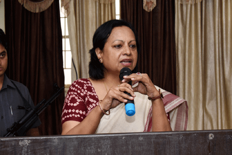 VC asks professors to empathize with students
