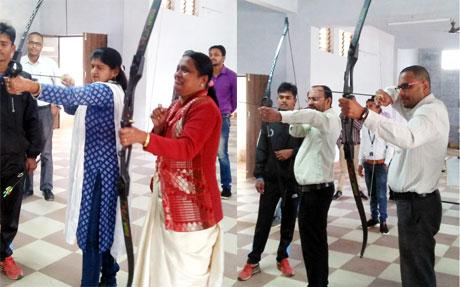 Archery-MJ-College