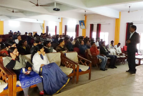 CCET Guest Lecture on Polygeration systems from solar energy