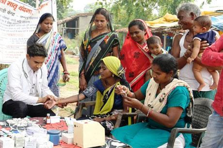 Mukhyamanti Haat Bazaar Clinic