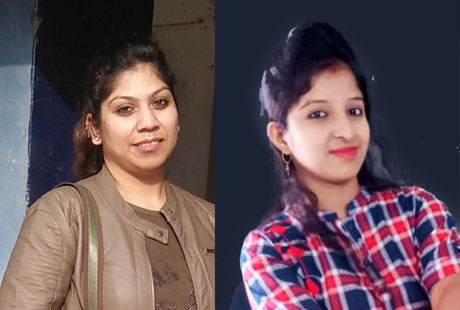 Charneet and Varsha of MJ appear in the merit list of BEd