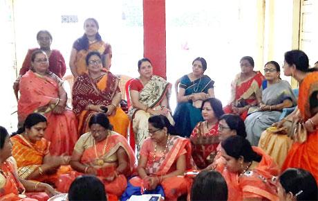 Sunderkand at Shri Chitragupta Mandir Samiti