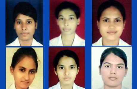 BSc Nursing students of MJ College of Nursing bring laurels to the college