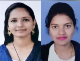 Hema and Rishika of BMM to Join NSS State Level Camp