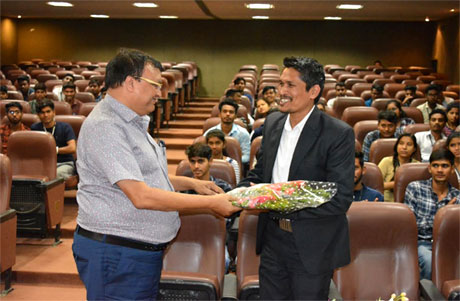 Guest Lecture in Rungta Institute of Pharmaceutical Sciences