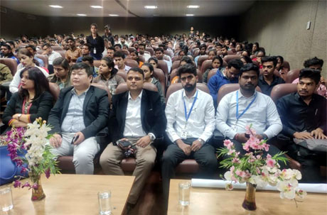 VIVO Open Campus at Sanjay Rungta Group