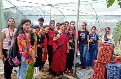 SSSSMV promotes organic farming