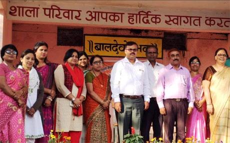 IQAC Science College visits Village Kodiya