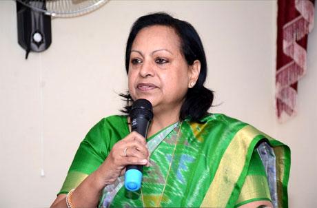 National Seminar at SSSSMV Bhilai