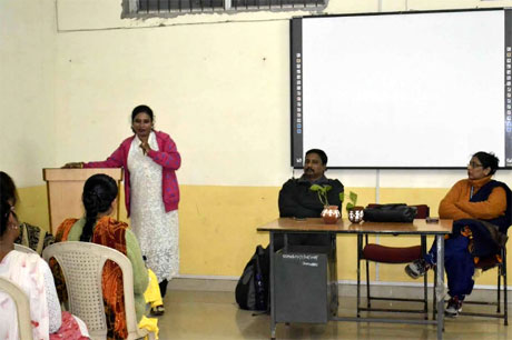 SSMV Guest Lecture Women Cell