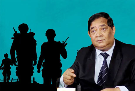 Col RSN Singh to Speak to public in Durg on 15th