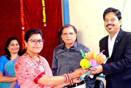 Dr Santosh Rai Motivational Talk