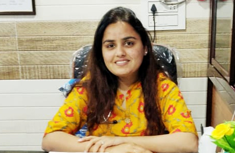 Dr Shreya Tiwari