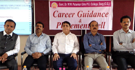 Career Counelling in Patankar Girls College