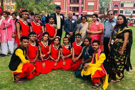 MJ College wins second prize in national level competition
