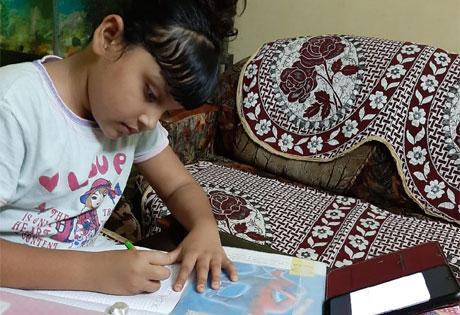 Milestone starts teaching on Whtsapp