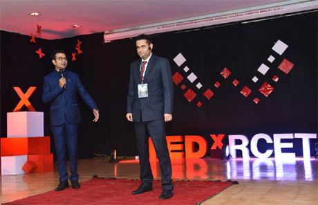 Pawan Shankar TEDxRCET