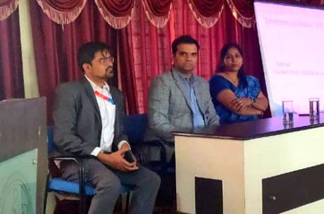 Management Seminar at SSSSMV