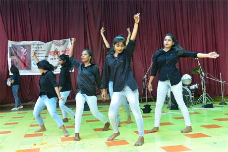 Vyom-2020 in Santosh Rungta Campus