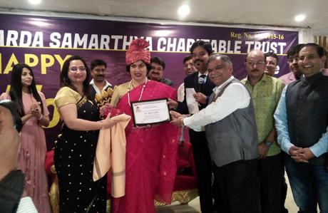 Sharda Samarthya Felicitates Women Achievers