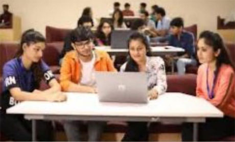 Online classes begin for PG Courses