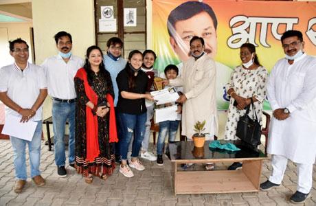Ma Sharda Samarthya Charitable Trust