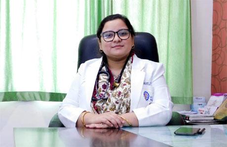 Dr Shumayla Sparsh Multispeciality Hospital Bhilai
