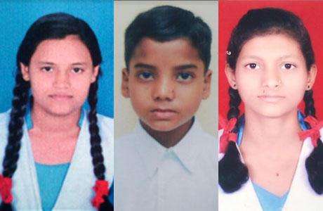 Govt School Khursipar Shines in board results