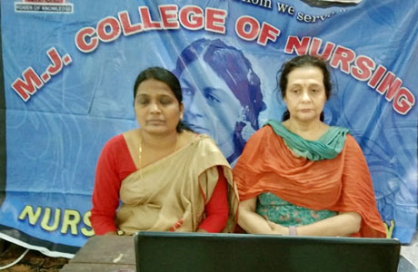 MJ College of Nursing