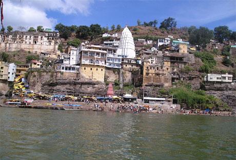 Narmada water clean due to Lockdown