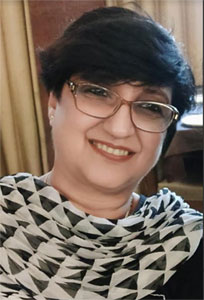 Dr Nisreen awarded best scientist award