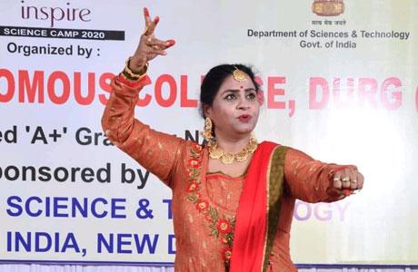 Kathak Dr Sarita Shrivastav