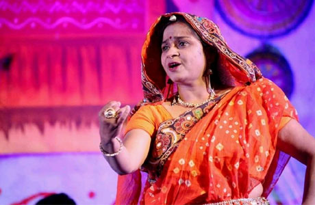 Kathak Dr Sarita Shrivastava Bhilai