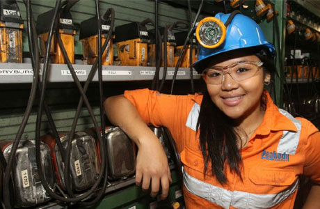 Mining Engineering open for girls