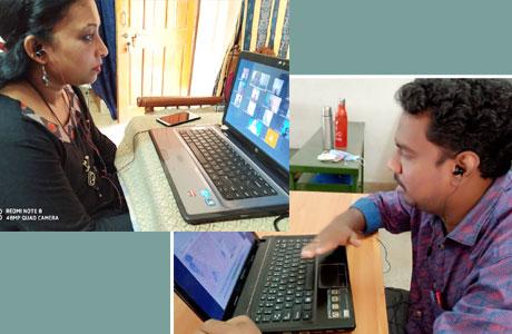 Online Classes in MJCN