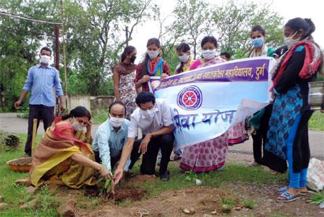 Patankar Girls College Hariyar Chhattisgarh