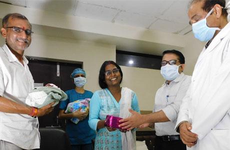 Sparsh Hospital Bhilai Twins