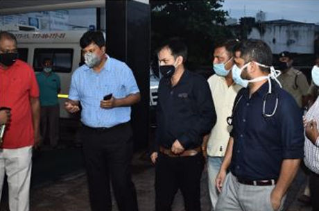 BM Shah hospital to provide free first aid to road accident victims