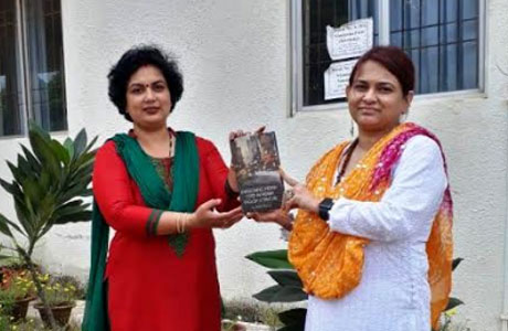 Dr Neeta Sharma publishes a book on indian cities