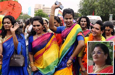 Dr Suchitra Sharma speaks on problems of LGBTQ community